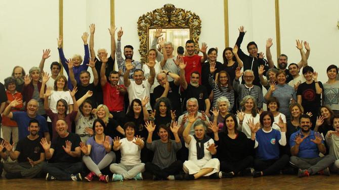 VII Encuentro de Invierno YMAA LATAM - 2019