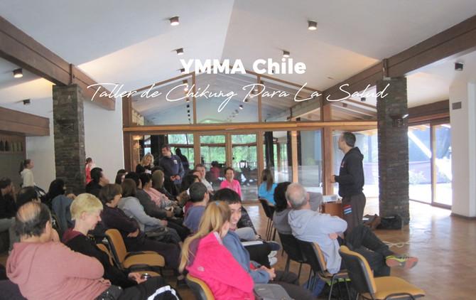Taller de Chikung para la Salud YMAA Chile