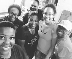 What an amazing group of women! __#yogadoesabodygood_www.yogandahood