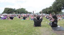 Kiest Park Yoga