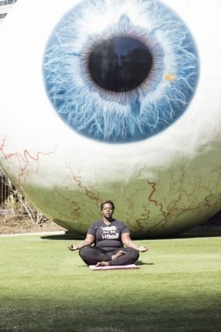 Yoga Ebony Eyeball