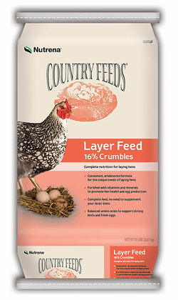 Country Feeds Layer Crumbles