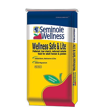 Seminole Wellness Safe & Lite - Pellet
