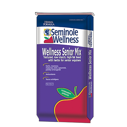 Seminole Wellness Senior Mix Formula