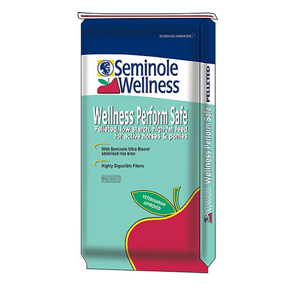 Seminole Wellness Perform Safe - Pellet