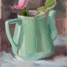 Green Teapot