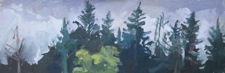 Devon Trees I