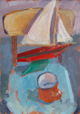 Boat and Cup