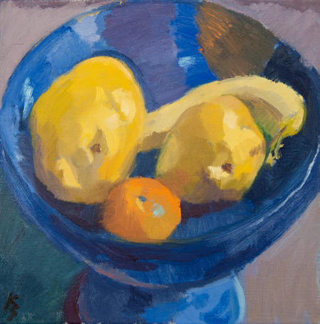 Quince Bowl