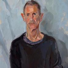 Portrait of Hugh, Highgate