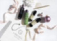 Luxury Skincare Photography
