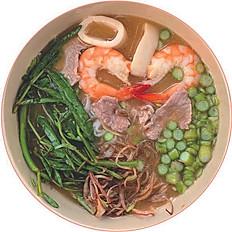 Bún Thái | Thai Noodles Soup