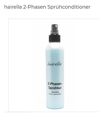Hairella conditioner voor Tape extension