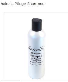 Hairella shampoo verzorging tape extensi