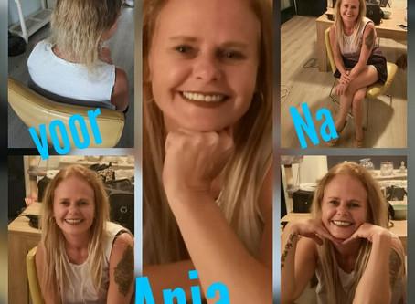 Irresistable Beauty Anja.Kijk wat een paar extensions voor jou kunnen betekenen !
