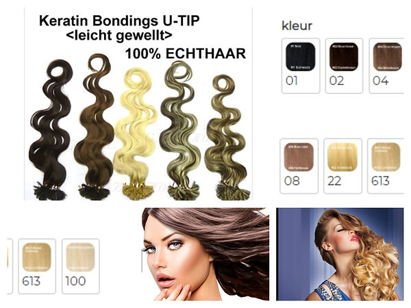 Hairvella Indian hair extensions from Ge