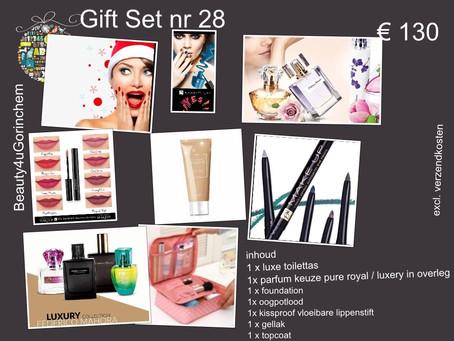 Beauty cadeau sets voor de feestdagen