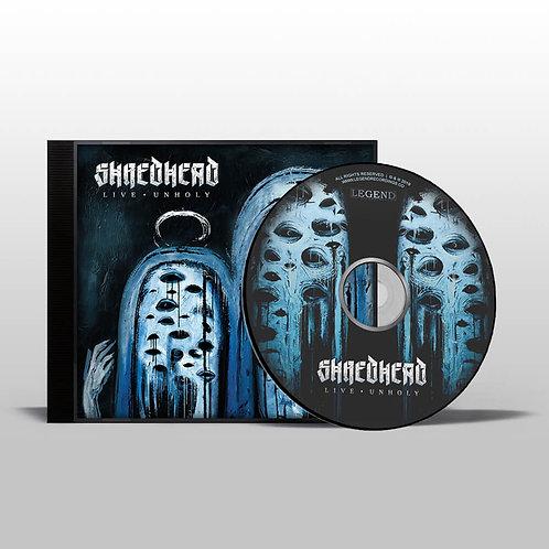 Live Unholy CD