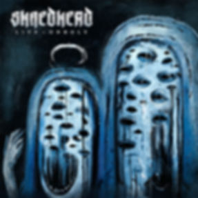 Shredhead - Live Unholy Front Cover.jpg