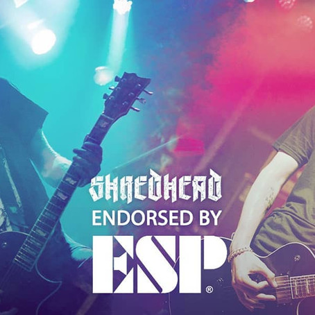 ESP ENDORSEMENT ANNOUNCEMENT!