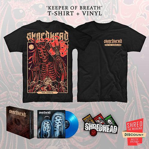 Keeper Of Breath Vinyl Bundle