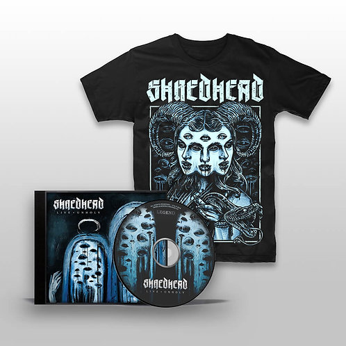 Live Unholy CD & T-Shirt