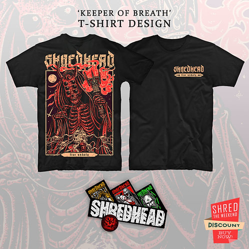 Keeper Of Breath T-Shirt