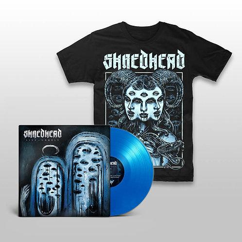 Live Unholy Vinyl & T-Shirt