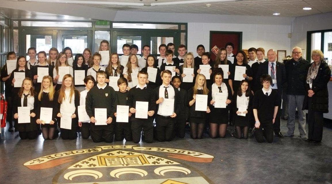 Currie High Duke of Edinburgh Awards