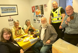 Marie Curie Great Blooming Tea Party