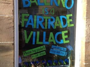 Gordon highlights Balerno Fairtrade