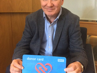 MSP BACKS NEW ORGAN DONOR REGISTER CAMPAIGN, 'WE NEED EVERYBODY'