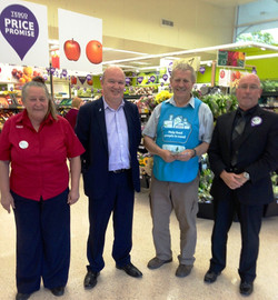 Trussell Trust Foodbank Collection