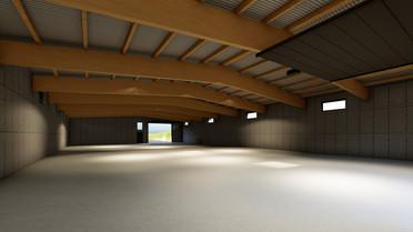 Wirtschaftsgebäude Weinbau Hochmeister