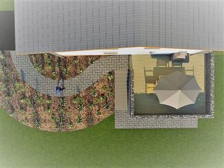 Terrasse Zubau