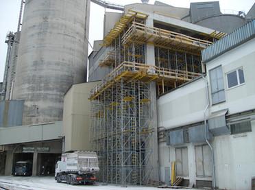 Beton- und Zementwerk