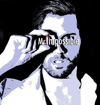 """Mr. Impossible"" release today! Digitally and on CD! Posted: 12/05/2014"