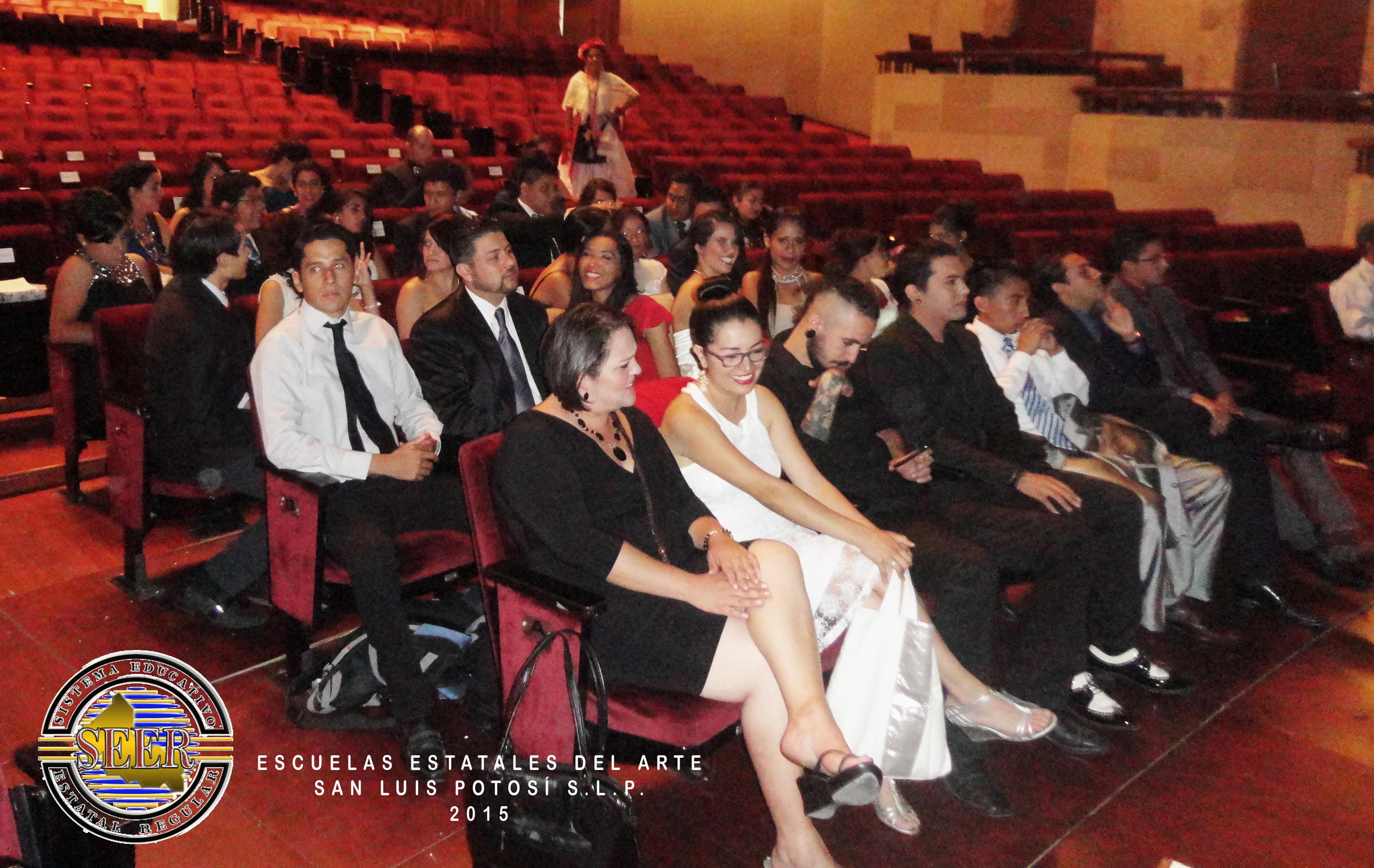 Ceremonia de Graduación 2015