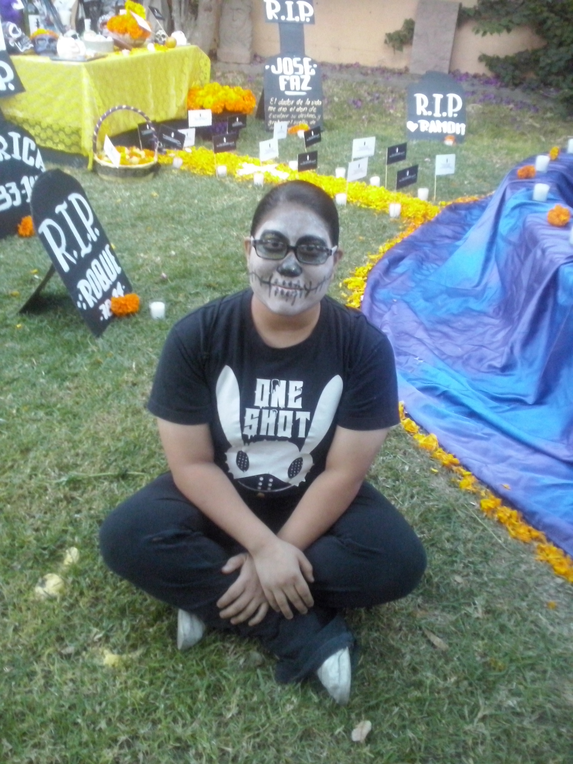 Dia de Muertos 2014