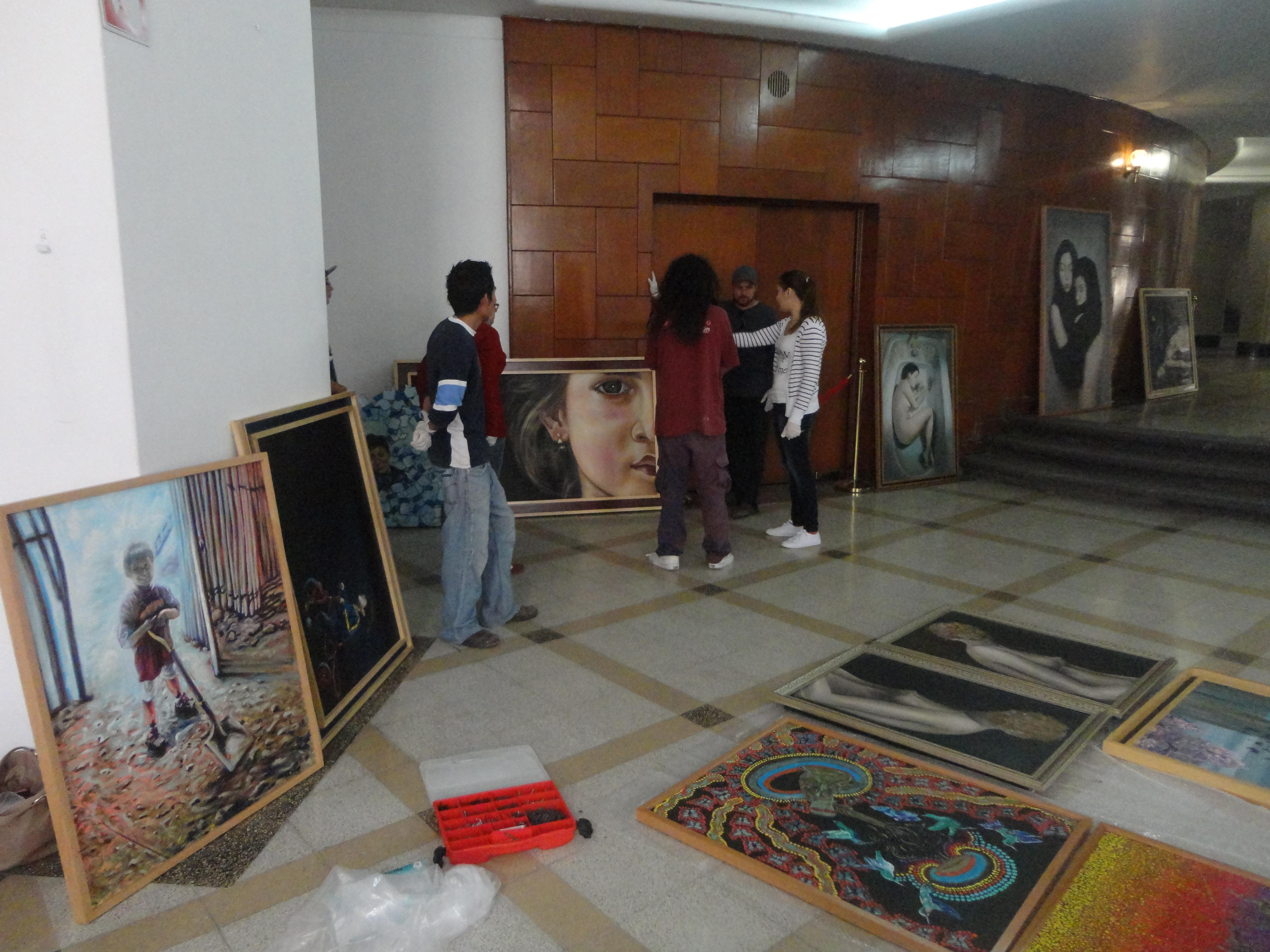 Museografía 2