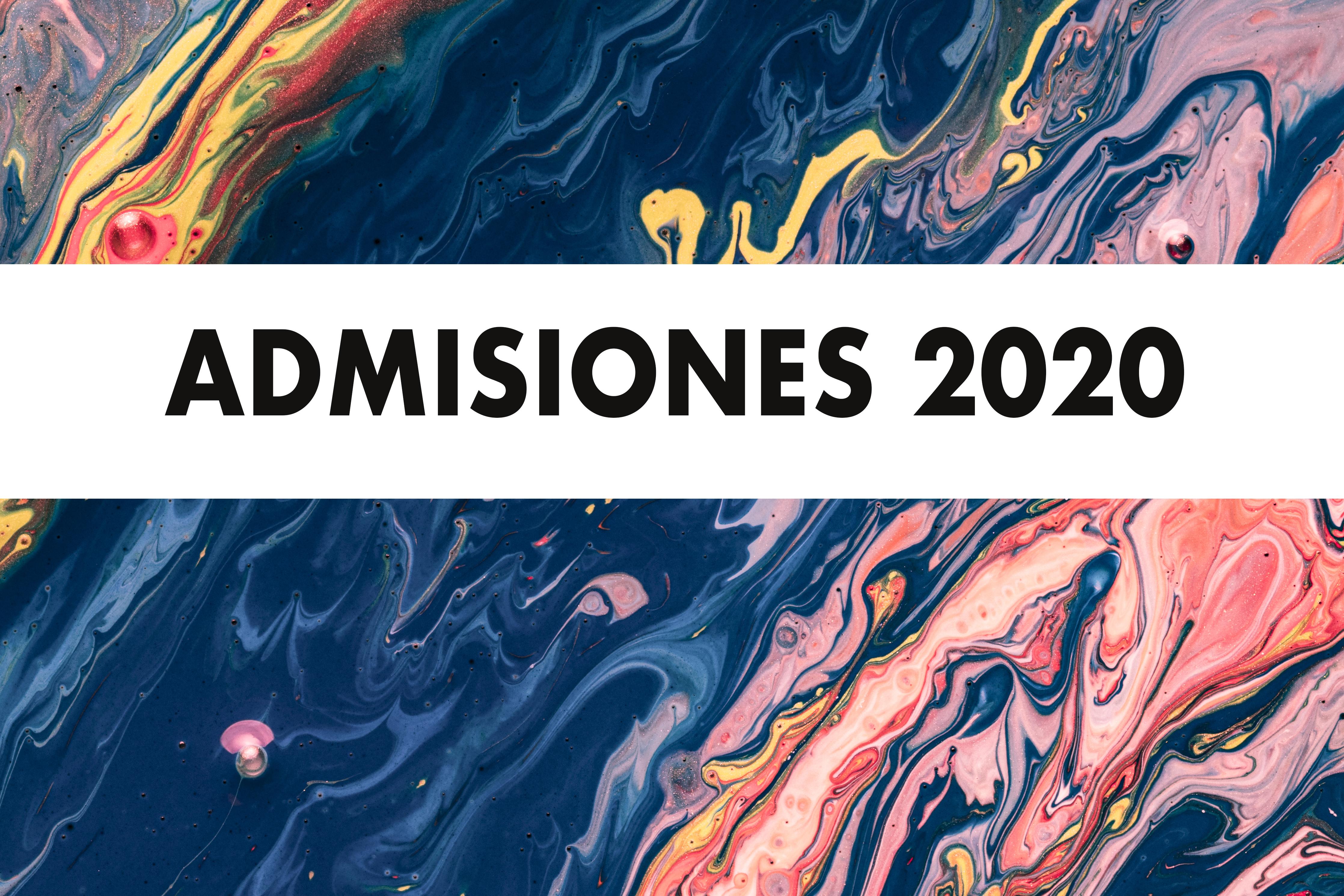 admisiones2020