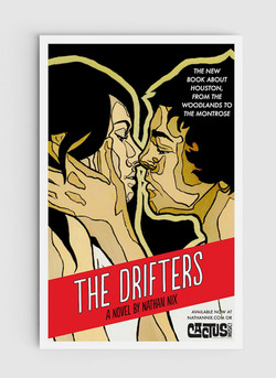 The Drifters Cactus Poster