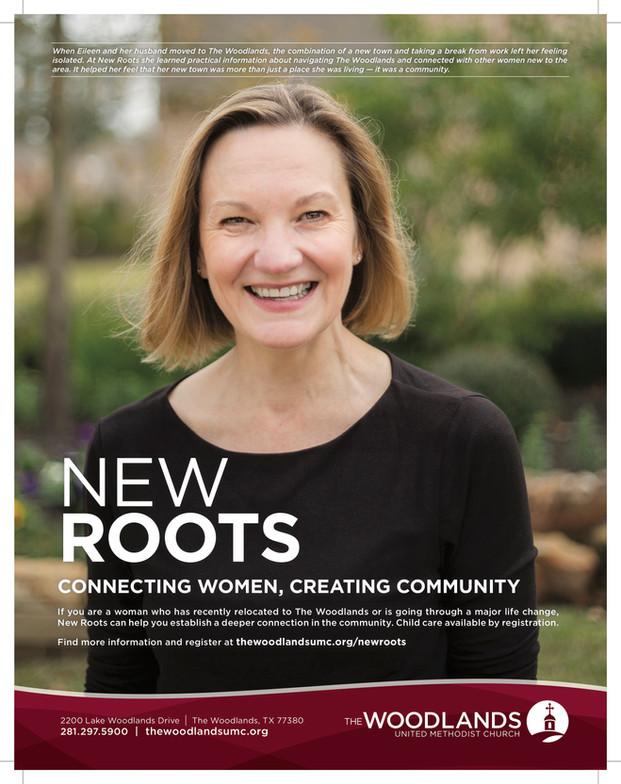 New Roots Magazine Ad