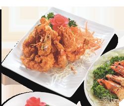 蒜椒海明蝦