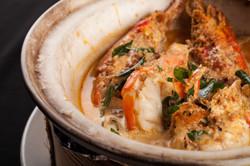 越式大生虾