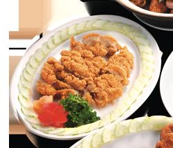 麥片香酥雞