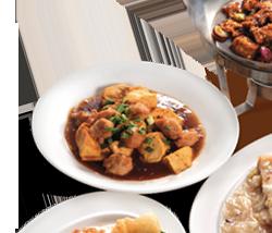 客家農川燴豆腐
