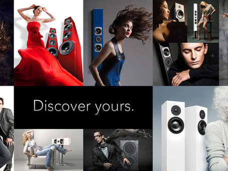 TOTEM ACOUSTIC Speakers - Newest Addition to the Music Lovers Lineup