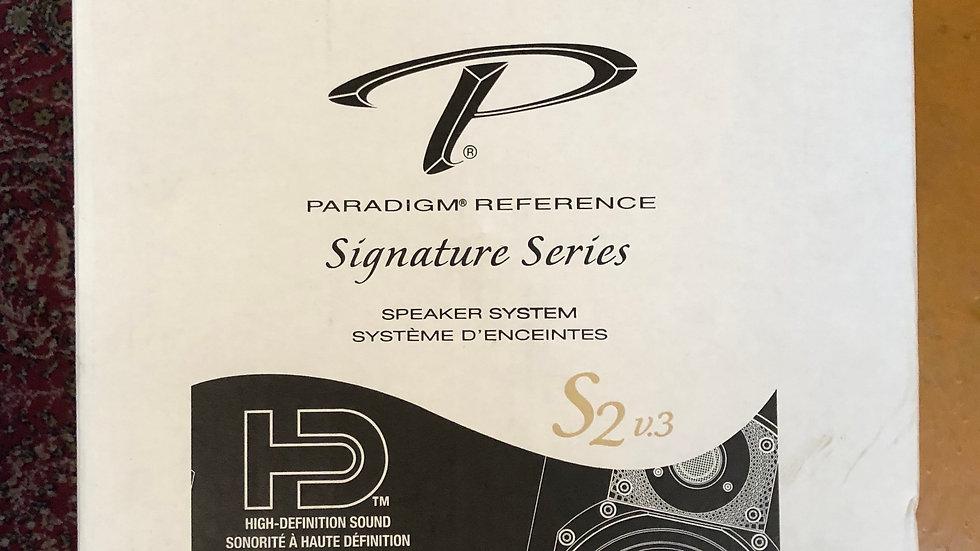 Paradigm Signature S2 v3 Bookshelf Speaker