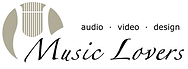 Music Lovers Audio Logo